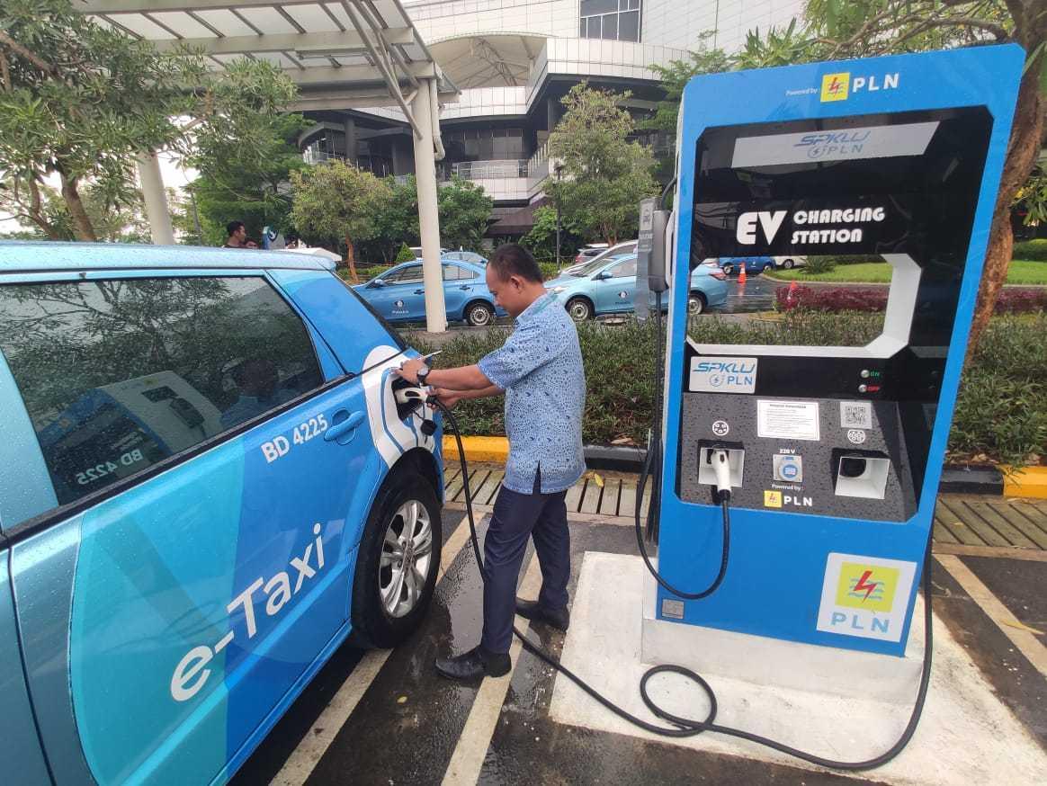 Mobil Listrik Fast Charging Dan Lokasi Spklu Di Indonesia Warta Oto